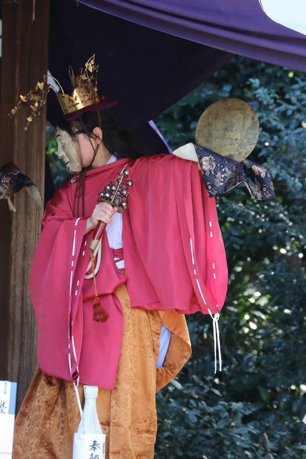 鷲宮神社 年越祭 神楽19