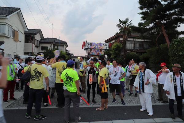 鷲宮 八坂祭2018 13