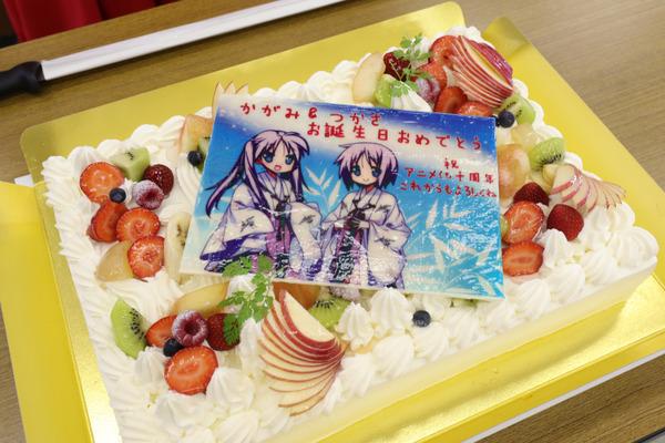 らき☆すた柊姉妹誕生日イベント2017-7月7日-14