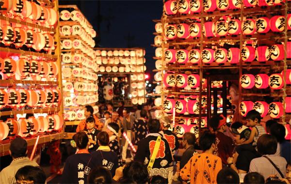鷲宮の八坂祭り「天王様」2014_15