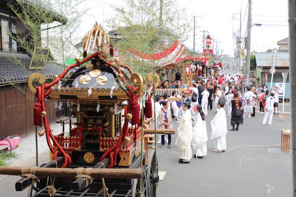 鷲宮 八坂祭2018 3