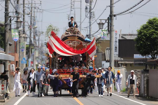 鷲宮八坂祭2019-10