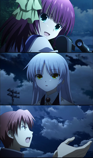 Angel Beats!1話