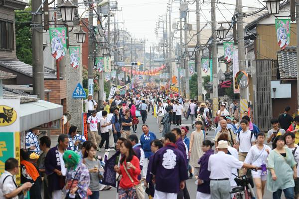 土師祭2015-2