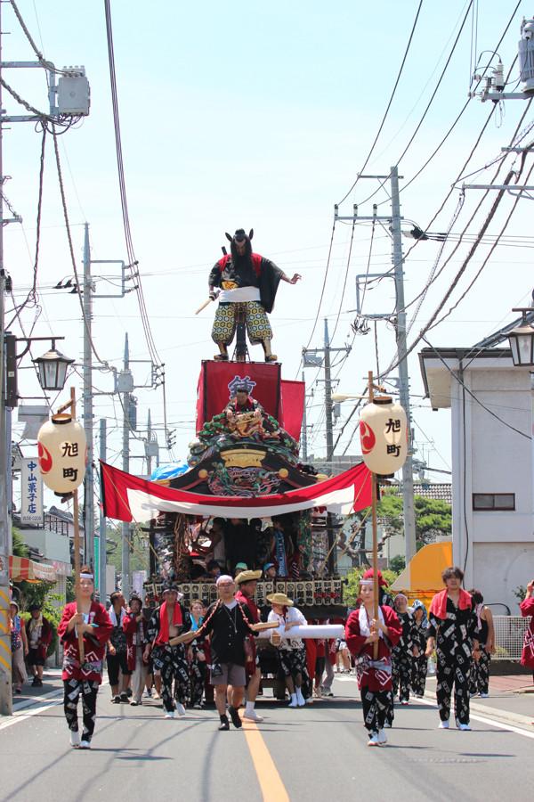 鷲宮八坂祭天王様2015-7
