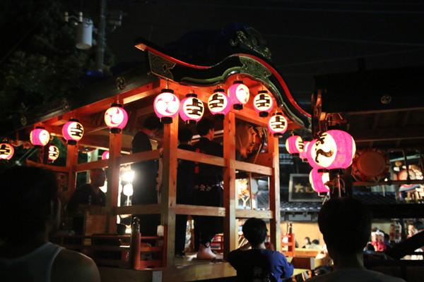 鷲宮八坂祭2015-一番太鼓10