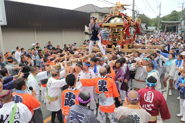 土師祭2016-7-5