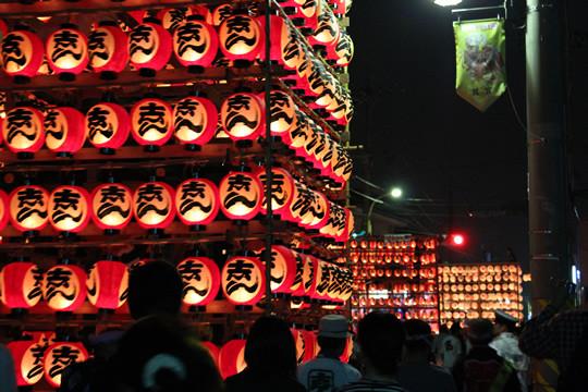 鷲宮の八坂祭(天王様)