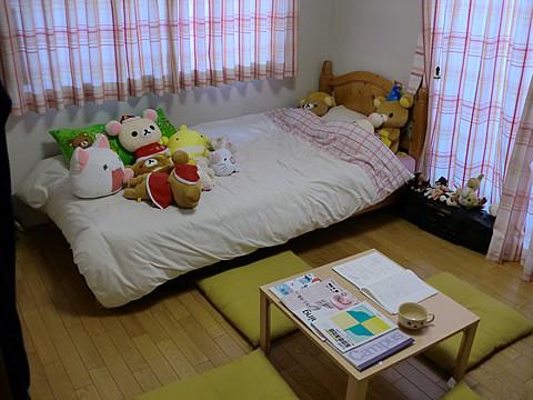ゆーちゃんの部屋