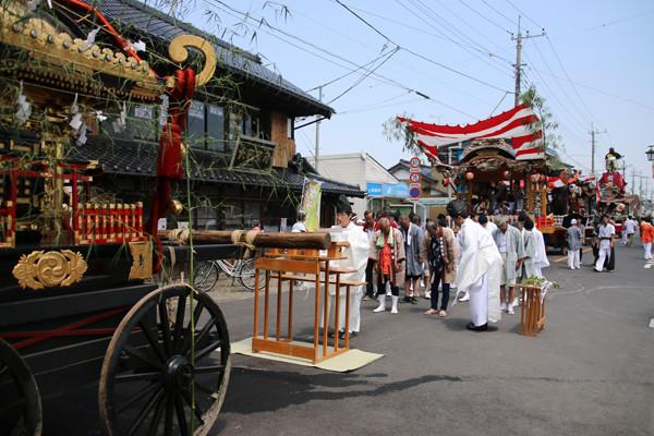 鷲宮の八坂祭り「天王様」2014_02