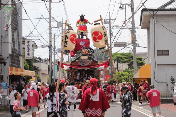 鷲宮 八坂祭2018 5