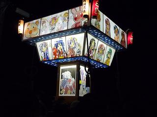 らきすた神輿in2009