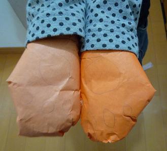 手作り猫の手