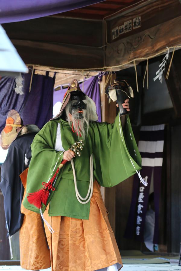 鷲宮神社 年越祭 神楽2