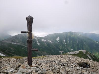 小蓮華山山頂