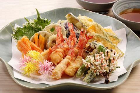 tempura-moriawase