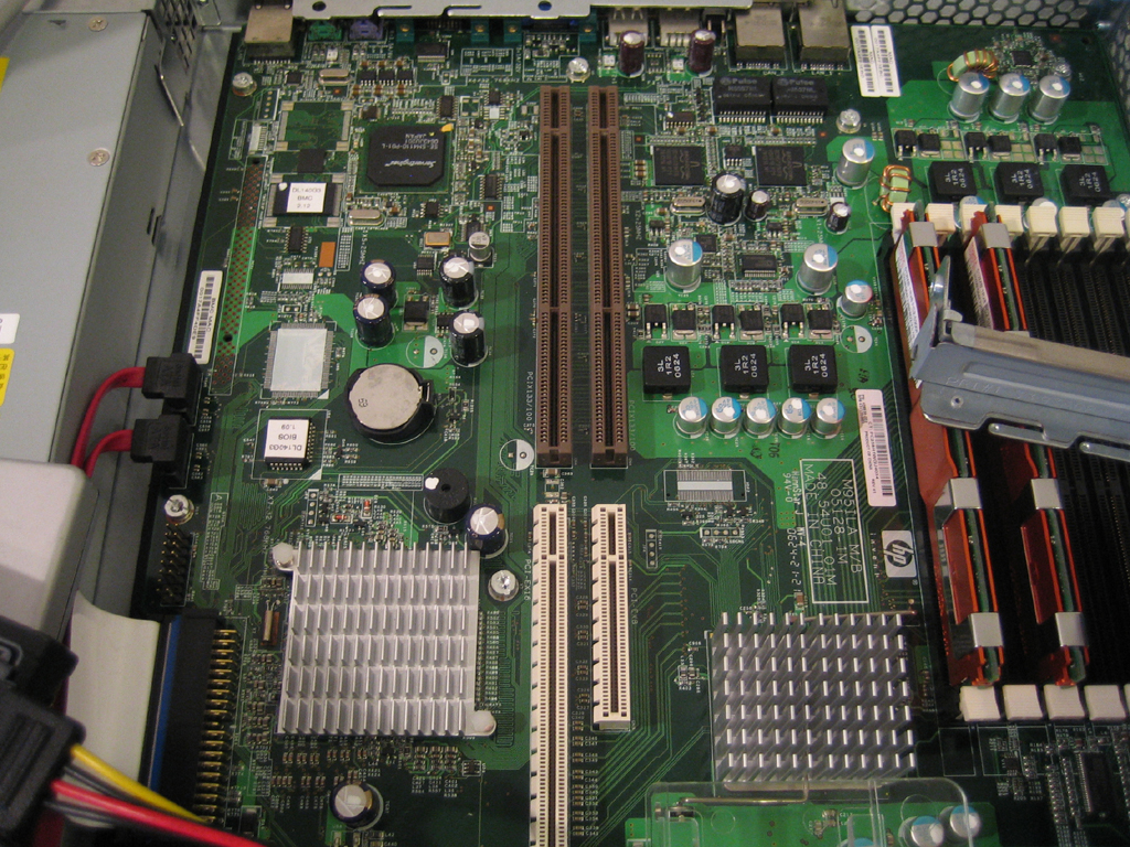 hp proliant dl140 g3 manual