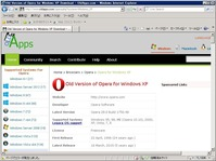 WindowsServer2003にOperaを05