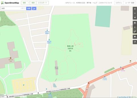 福岡城170528