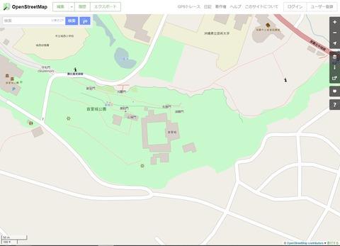 100首里城150825