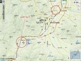 上山藩領境界石標