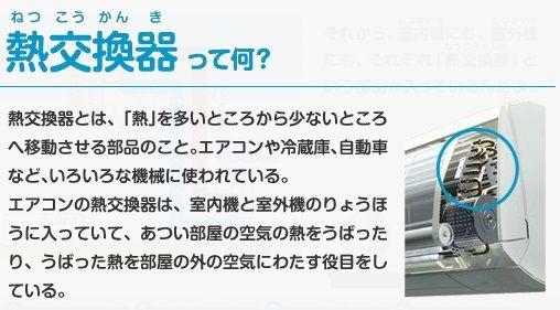あの人気商品の工場に潜入取材      カテゴリ: エアコンの仕組み   エアコンの冷房の仕組みについて   エアコンの仕組み どうしてエアコンは涼しくなるのか?