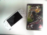 PSP&モンハン