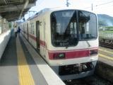 神鉄粟生駅