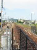 厄神駅三木鉄道跡