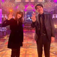工藤静香、FNS歌謡祭で石橋貴明の共演に歓喜の声「久々のツーショット」