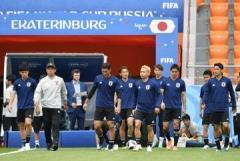 W杯、日本がセネガルと対戦へ 連勝で決勝Tへ大きく前進