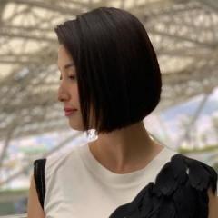 橋本マナミ「新しい私」の新ヘアスタイル公開「とてもエキゾチック」と反響