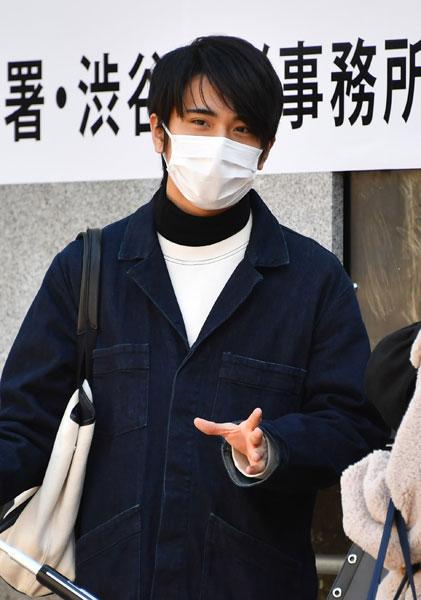 【芸能】蓮舫議員のイケメン息子・村田琳が東京・渋谷で街頭活動「これからは政治にも向き合う」