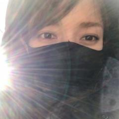 後藤真希、黒マスクのドアップ自撮りに反響「女神です」「神々しい」