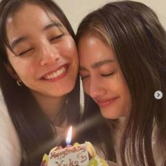 新木優子、誕生日ショットに絶賛の声が続出「加工なしでこれはすごい」