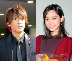 三浦翔平&桐谷美玲 12月23日に挙式&披露宴へ