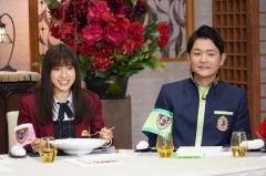 千鳥・ノブ「ゴチ」ピタリ賞獲得!結婚記念日のバレンタインに快挙
