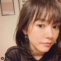 桐谷美玲、新髪型を披露した姿が絶賛の声「ママになっても可愛い」