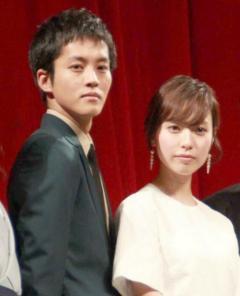 松坂桃李&戸田恵梨香が電撃結婚「これまで以上の責任と覚悟を持ち」15年に映画共演