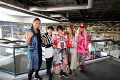 TRF ピコ太郎 TOKYO BON フランスJAPAN EXPOで大人気!