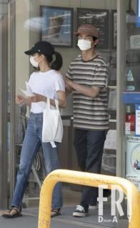 熱愛!高良健吾&黒島結菜 若手実力派俳優が650mの通い愛
