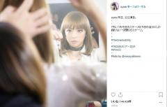 浜崎あゆみのインスタ写真 鼻も輪郭もスタイルも全く別人だと話題