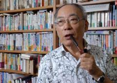 評論家の竹村健一さん死去 89歳 「だいたいやねえ…」