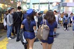 渋谷ハロウィン「こんな堂々と痴漢されるもんなの?」