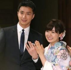 福原愛さんが第2子妊娠 夫の江宏傑発表「新しい家族に会える」