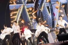 韓国の人気グループ「SUPER JUNIOR」 東京Dで4年ぶり日本公演