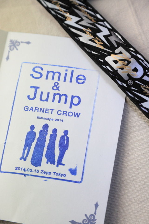 GARNET CROW Smile&Jump