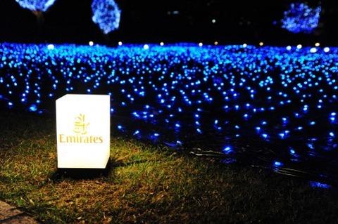 青色の広場