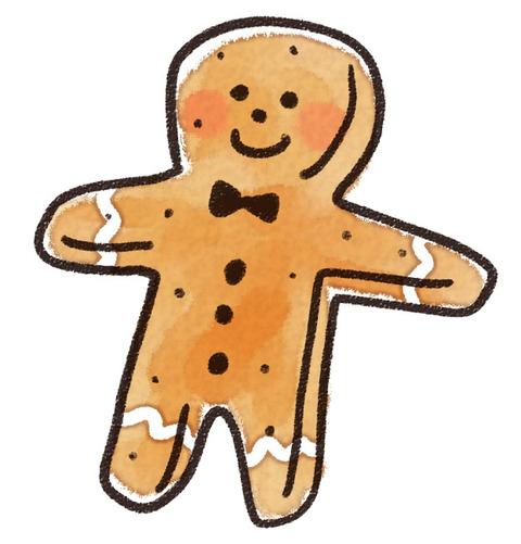 ヒト型クッキー