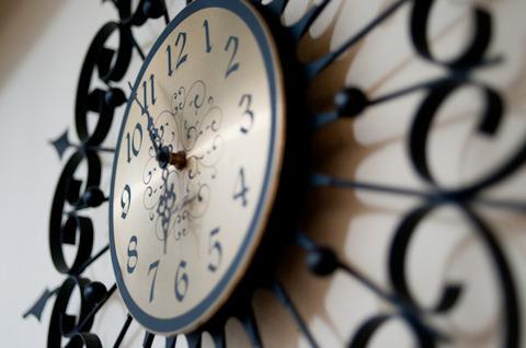 雰囲気のある時計